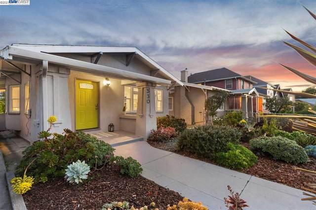 330 Lester Avenue, Oakland, CA 94606 (#BE40944648) :: Intero Real Estate