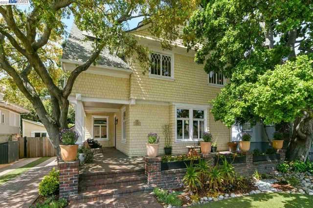 1327 Bay Street, Alameda, CA 94501 (#BE40944669) :: Intero Real Estate