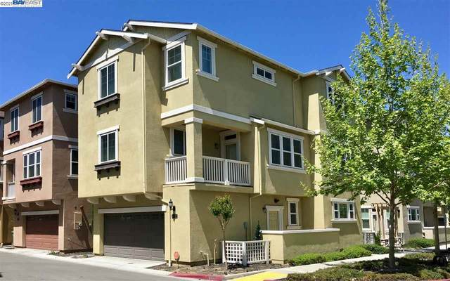 3001 Moss Landing Ter, Fremont, CA 94538 (#BE40944707) :: The Realty Society