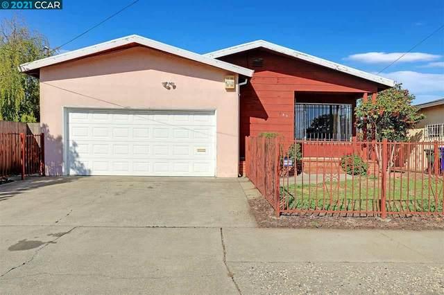 149 S 21St St, Richmond, CA 94804 (#CC40944740) :: Intero Real Estate