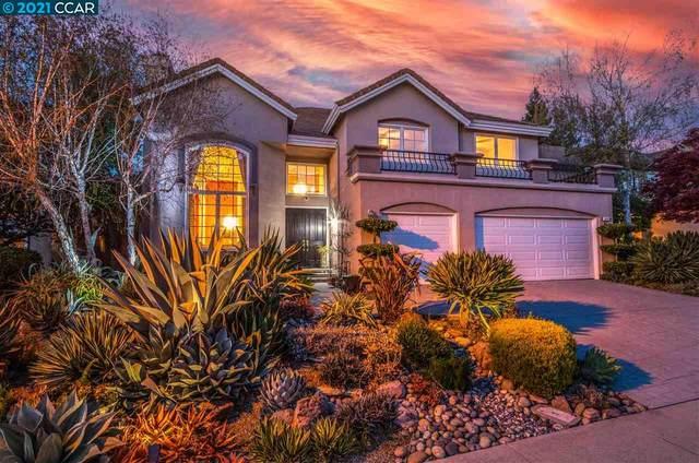 132 Rassani Dr, Danville, CA 94506 (#CC40944747) :: The Sean Cooper Real Estate Group