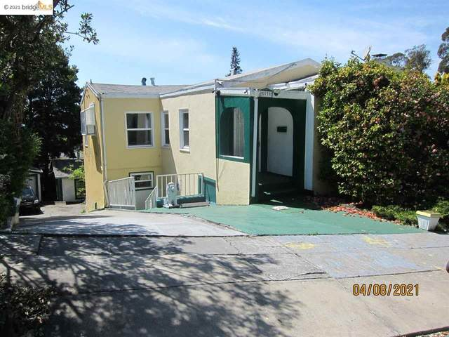 5939 Laird Ave, Oakland, CA 94605 (#EB40944745) :: The Sean Cooper Real Estate Group