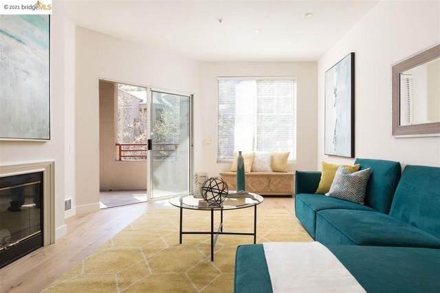 240 Caldecott Lane 101, Oakland, CA 94618 (#EB40944749) :: Intero Real Estate