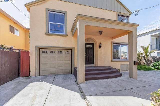 1312 Delaware St, Berkeley, CA 94702 (#BE40944757) :: Intero Real Estate