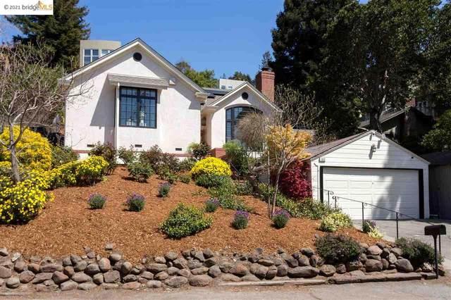 1032 Mountain Boulevard, Oakland, CA 94611 (#EB40944767) :: Intero Real Estate