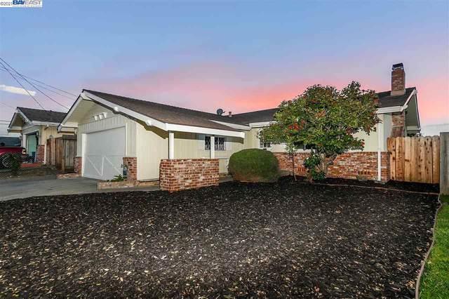 784 Barker Ave, Hayward, CA 94541 (#BE40944768) :: Intero Real Estate