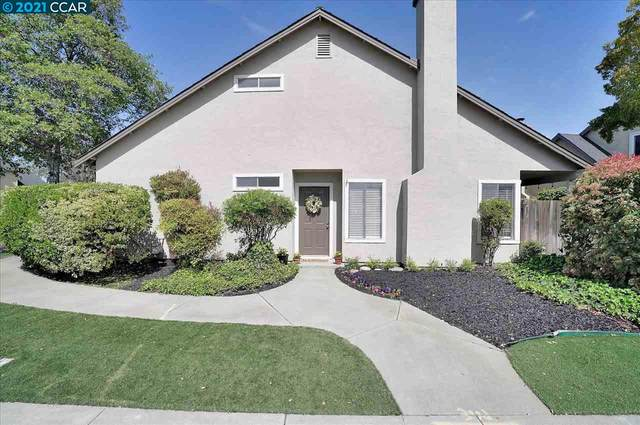 4484 Bowen St, Pleasanton, CA 94588 (#CC40943556) :: Robert Balina | Synergize Realty
