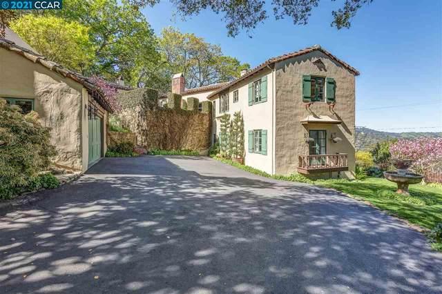 63 La Cuesta Rd, Orinda, CA 94563 (#CC40944798) :: Intero Real Estate