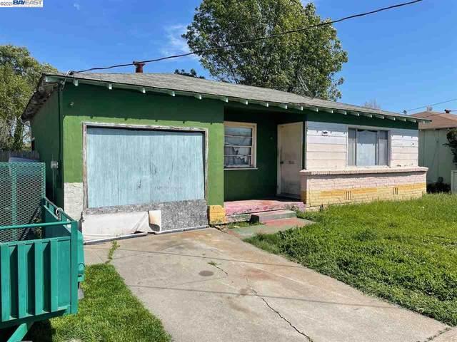 15328 Andover St, San Leandro, CA 94579 (#BE40944812) :: Intero Real Estate
