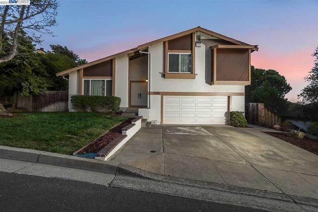3495 Skyline Dr, Hayward, CA 94542 (#BE40944870) :: Intero Real Estate