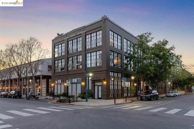 1500 Park Ave 324, Emeryville, CA 94608 (#EB40944883) :: Intero Real Estate