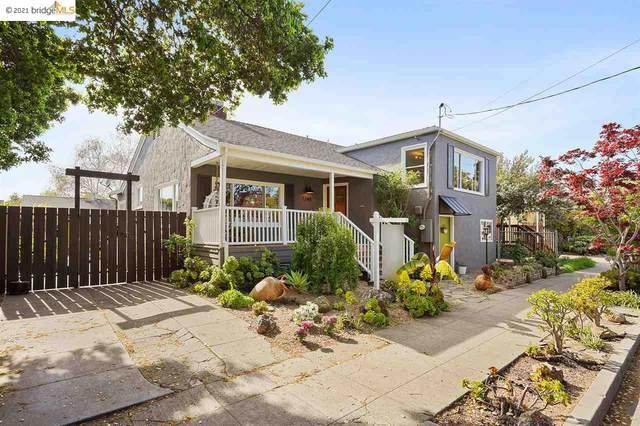 1240 Evelyn Ave, Berkeley, CA 94706 (#EB40944887) :: Intero Real Estate