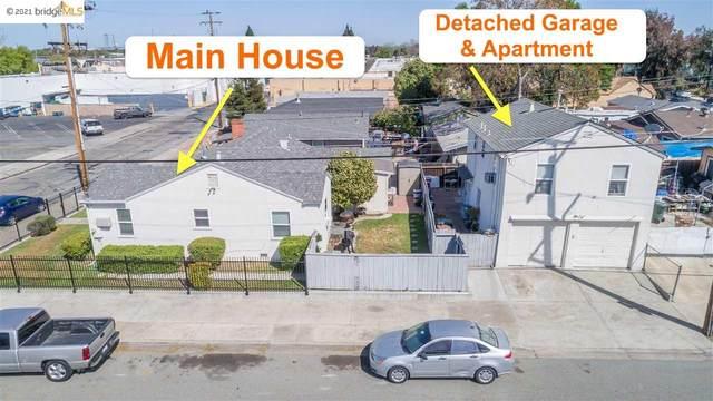 123 W 19Th St, Antioch, CA 94509 (#EB40944900) :: Intero Real Estate