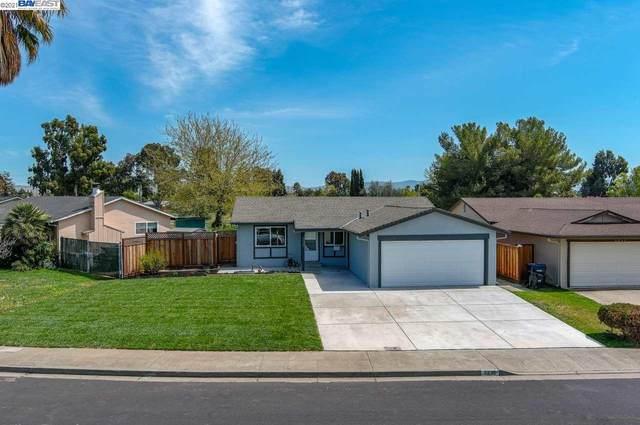 5239 Lilac Ave, Livermore, CA 94551 (#BE40944904) :: Intero Real Estate