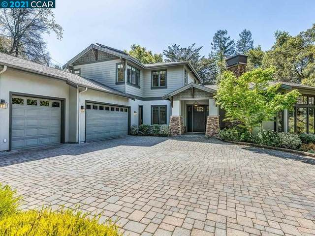 8 Estates Drive, Orinda, CA 94563 (#CC40944913) :: The Realty Society