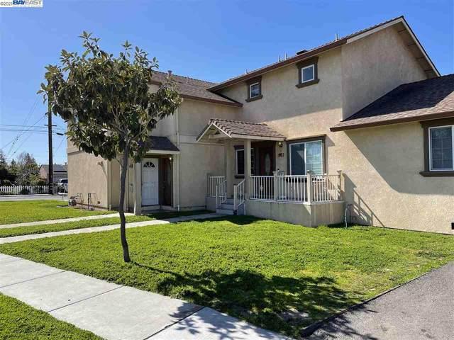 20955 Hathaway Ave, Hayward, CA 94541 (#BE40944920) :: Intero Real Estate