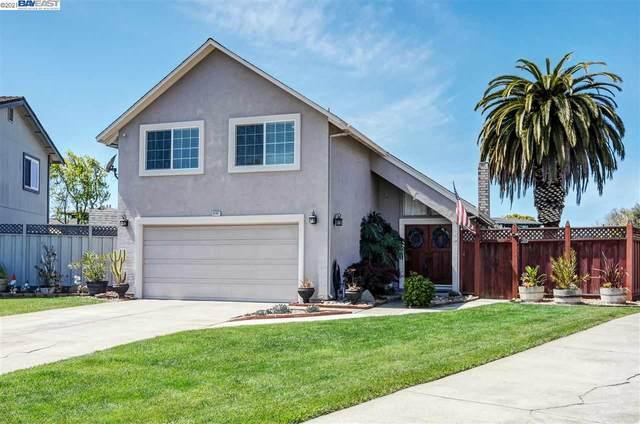 35781 Tozier St, Newark, CA 94560 (#BE40943442) :: Schneider Estates