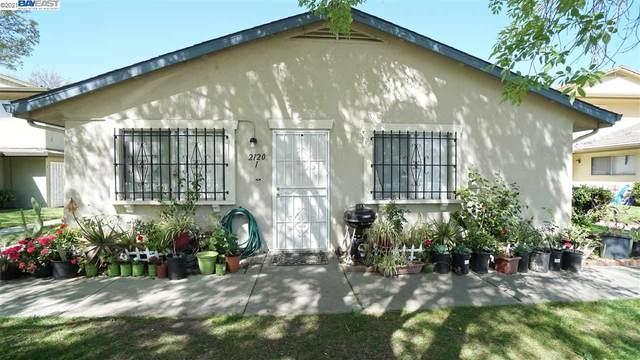 2120 Lemontree Way 1, Antioch, CA 94509 (#BE40944931) :: Paymon Real Estate Group