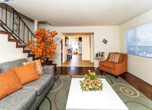 233 Dabner St, San Leandro, CA 94577 (#BE40942622) :: Intero Real Estate