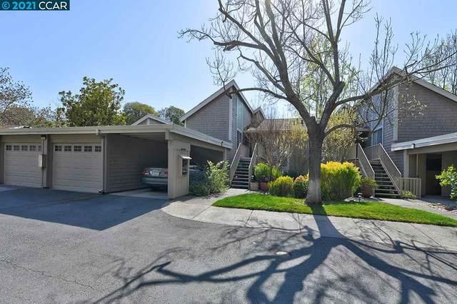609 Terra California Dr 2, Walnut Creek, CA 94595 (#CC40944950) :: The Realty Society