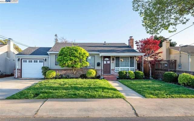 2359 Farley St, Castro Valley, CA 94546 (#BE40944954) :: Intero Real Estate