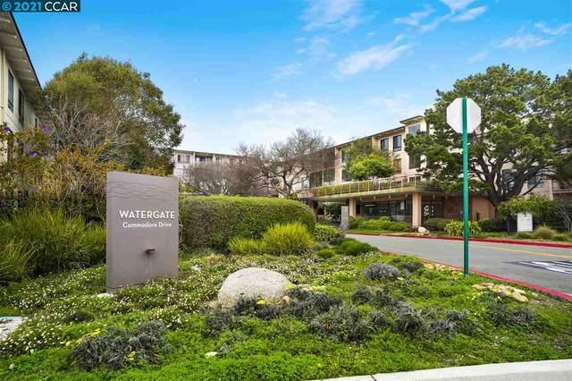 8 Commodore Dr C460, Emeryville, CA 94608 (#CC40944858) :: Intero Real Estate