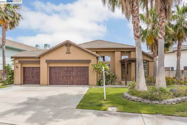 2253 Newport Drive, Discovery Bay, CA 94505 (#BE40944967) :: The Realty Society