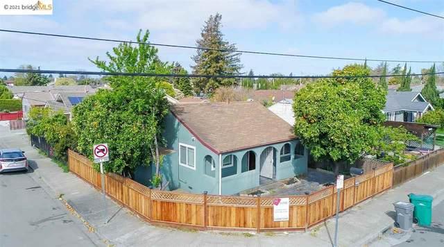 18663 Standish Ave, Hayward, CA 94541 (#EB40944974) :: Strock Real Estate