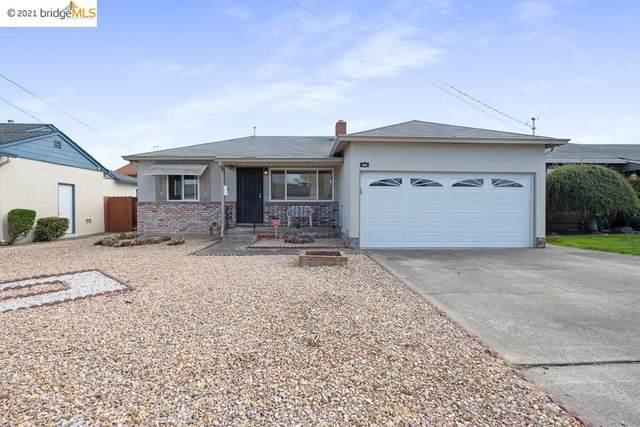 442 Lloyd Ave, San Leandro, CA 94578 (#EB40944985) :: Intero Real Estate