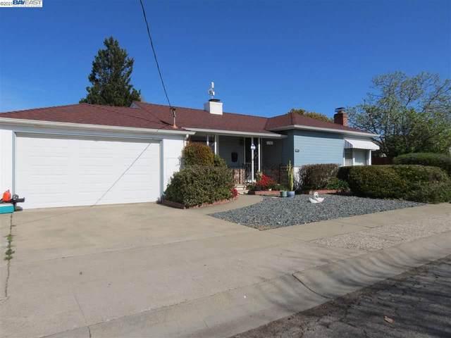 2166 Bradhoff Ave, San Leandro, CA 94577 (#BE40944987) :: Intero Real Estate