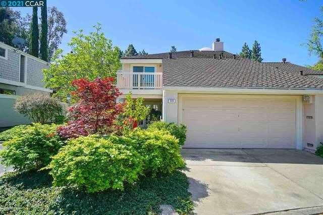 535 Matterhorn Dr, Walnut Creek, CA 94598 (#CC40944997) :: Intero Real Estate