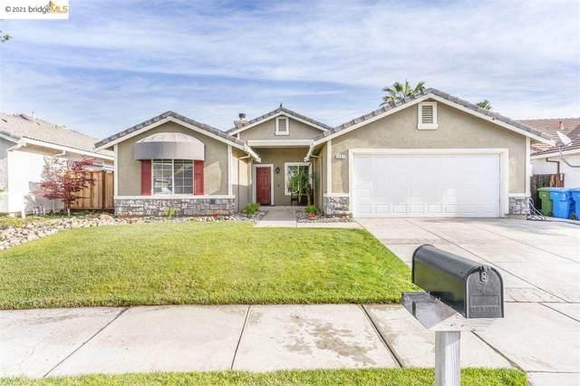 1391 Arlington Way, Brentwood, CA 94513 (#EB40945008) :: Intero Real Estate