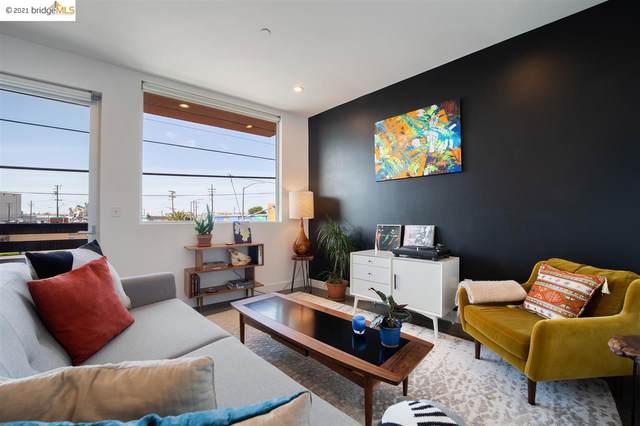 414 29Th Ave 2, Oakland, CA 94601 (#EB40945098) :: Intero Real Estate