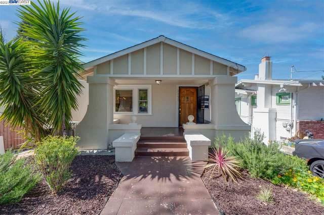 2197 41St Ave, Oakland, CA 94601 (#BE40945113) :: Intero Real Estate
