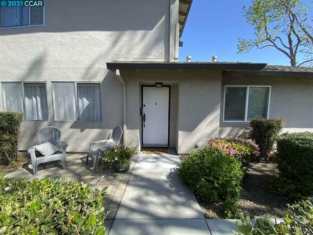 1011 Mohr Ln 2, Concord, CA 94518 (#CC40945121) :: Real Estate Experts