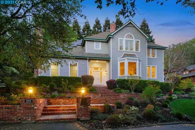 1219 Woodborough Rd, Lafayette, CA 94549 (#CC40945127) :: Intero Real Estate