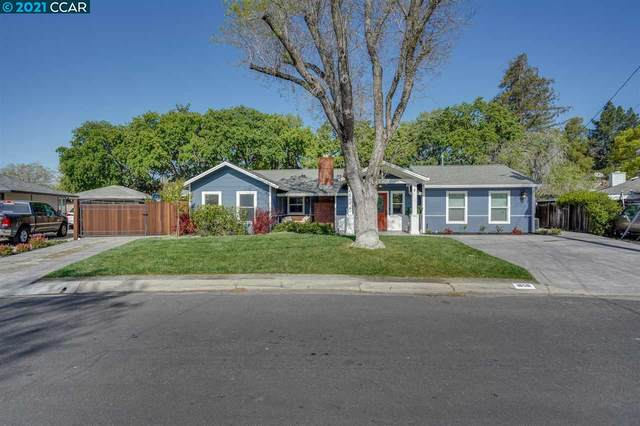 1858 Leslie Drive, Pleasant Hill, CA 94523 (#CC40943726) :: Intero Real Estate