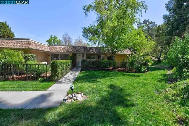 2161 Ptarmigan Dr 2, Walnut Creek, CA 94595 (#CC40945134) :: Schneider Estates
