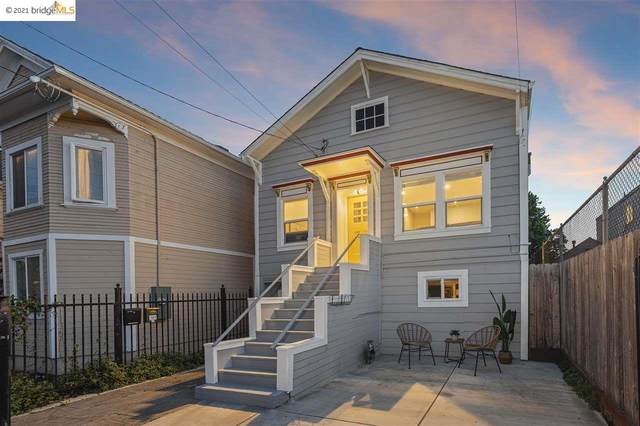 1669 16th Street, Oakland, CA 94607 (#EB40945138) :: Intero Real Estate