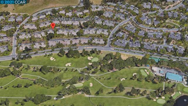 965 Terra California Dr 4, Walnut Creek, CA 94595 (#CC40944236) :: The Gilmartin Group