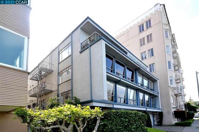 2140 Lakeshore Ave, Oakland, CA 94606 (#CC40945187) :: The Kulda Real Estate Group