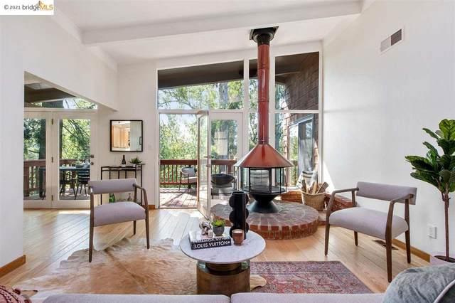 6868 Chambers Dr, Oakland, CA 94611 (#EB40945205) :: Intero Real Estate