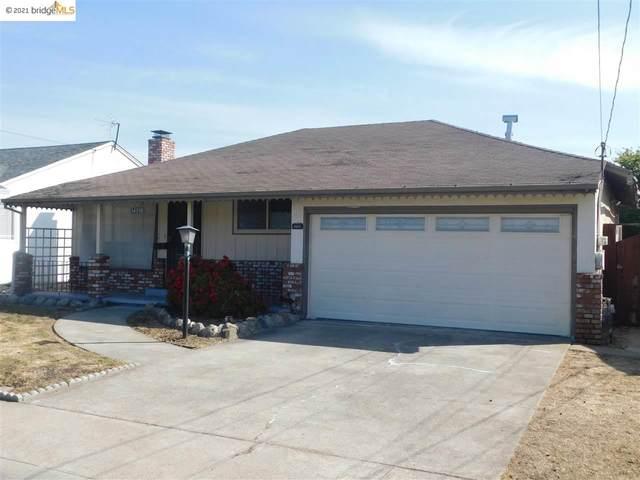 14350 Cypress St, San Leandro, CA 94579 (#EB40945216) :: The Gilmartin Group