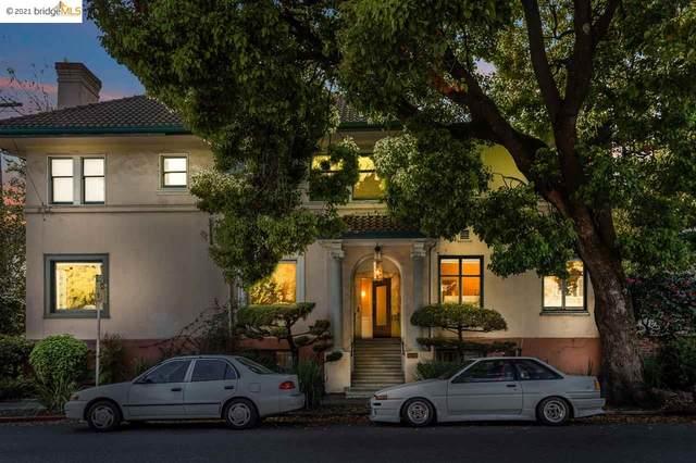 3050 College Ave 1, Berkeley, CA 94705 (#EB40945217) :: The Gilmartin Group