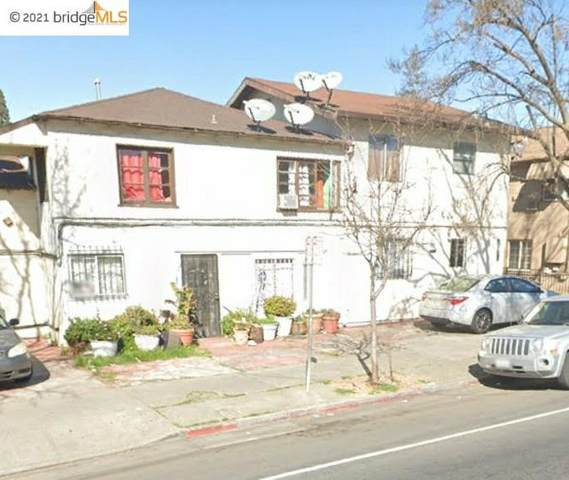 3126 Hyde St, Oakland, CA 94601 (#EB40945221) :: Live Play Silicon Valley