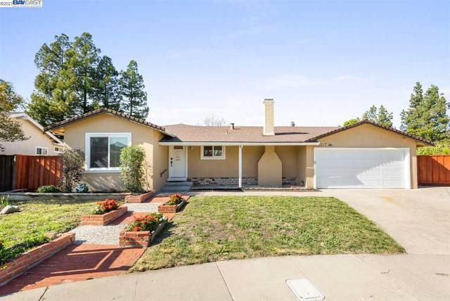 6217 Robin Ct, Pleasanton, CA 94588 (#BE40945225) :: The Goss Real Estate Group, Keller Williams Bay Area Estates