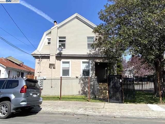 4534 Congress Ave, Oakland, CA 94601 (#BE40945229) :: Intero Real Estate