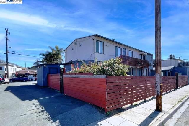 11046 San Leandro St, Oakland, CA 94603 (#BE40945235) :: Intero Real Estate