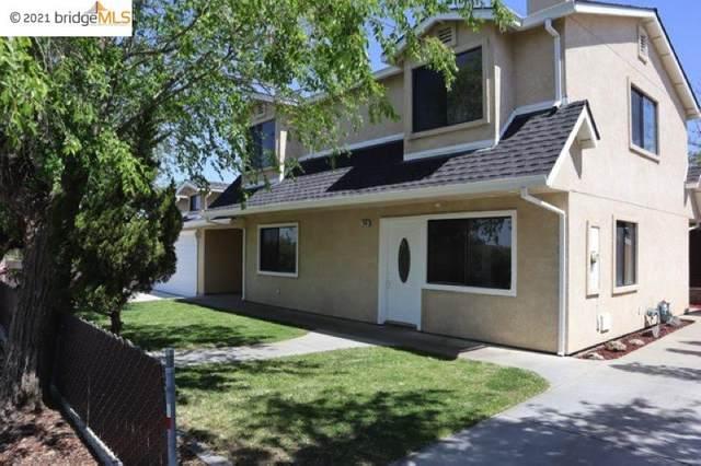 2940 Pine Cone Ln, Oakley, CA 94561 (#EB40944962) :: Intero Real Estate