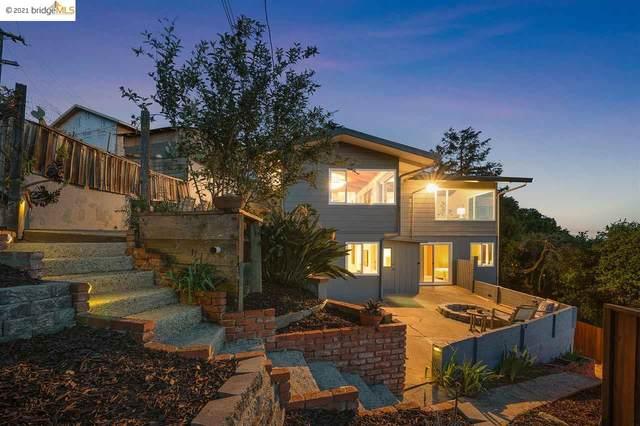 3315 Rubin Dr, Oakland, CA 94602 (#EB40944217) :: Intero Real Estate